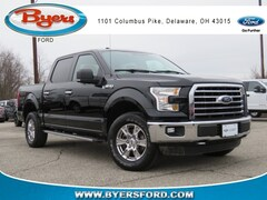 2016 Ford F-150 XLT Truck SuperCrew Cab 1FTEW1EF0GFB23277 near Columbus, OH