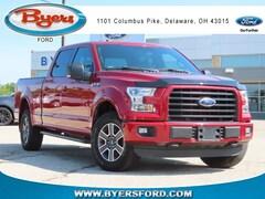 2016 Ford F-150 XLT Truck SuperCrew Cab near Columbus, OH