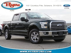 2016 Ford F-150 XLT Truck SuperCrew Cab 1FTEW1EP0GFC66545 near Columbus, OH