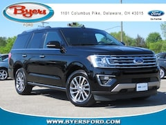 2018 Ford Expedition Limited SUV near Columbus, OH