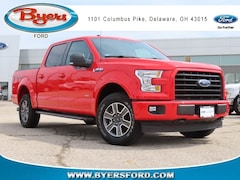 2017 Ford F-150 XLT Truck SuperCrew Cab 1FTEW1EP9HKD15959 near Columbus, OH