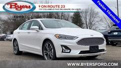 2020 Ford Fusion Titanium Sedan near Columbus, OH