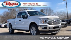 New 2020 Ford F-150 XLT Truck SuperCab Styleside near Columbus OH