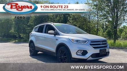 Used 2017 Ford Escape SE SUV for Sale in Delaware, OH