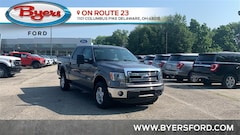 2014 Ford F-150 Truck SuperCrew Cab near Columbus, OH