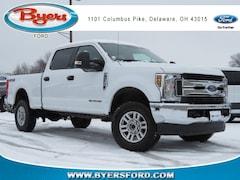 2018 Ford F-350 XLT Truck Crew Cab near Columbus, OH