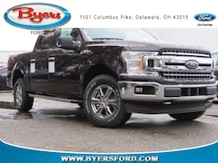 New 2018 Ford F-150 XLT Truck SuperCrew Cab near Columbus OH