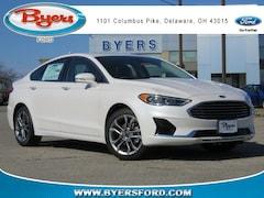 2019 Ford Fusion SEL Sedan near Columbus, OH