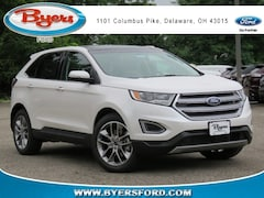 2018 Ford Edge Titanium SUV near Columbus, OH