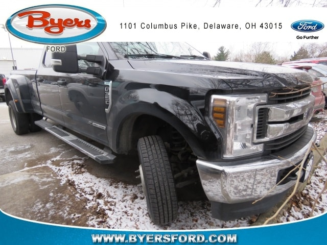 2018 Ford F-350 Truck Crew Cab