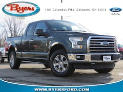 2015 Ford F-150 XLT Truck SuperCab Styleside near Columbus, OH