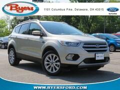 2017 Ford Escape Titanium SUV near Columbus, OH