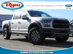 New 2019 Ford F-150 Raptor Truck SuperCrew Cab near Columbus OH