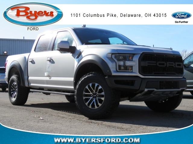 New Ford Models Delaware, OH | Byers Ford