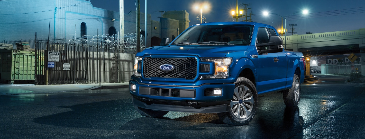 2019 Ford F-150 STX SuperCab