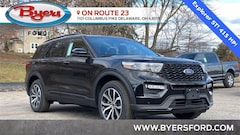 2020 Ford Explorer ST SUV near Columbus, OH