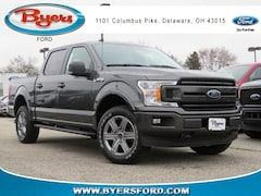 New 2019 Ford F-150 XLT Truck SuperCrew Cab near Columbus OH