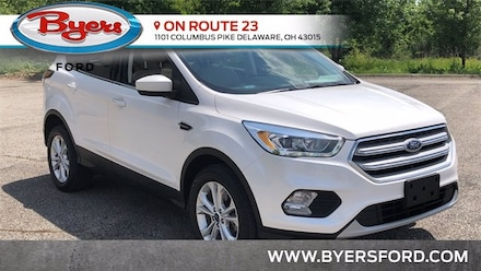 Used 2018 Ford Escape SEL SUV for Sale in Delaware, OH