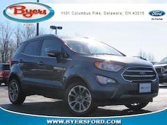 2018 Ford EcoSport Titanium SUV near Columbus, OH