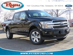 New 2019 Ford F-150 Truck SuperCrew Cab near Columbus OH