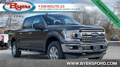 New 2020 Ford F-150 XLT Truck SuperCrew Cab near Columbus OH