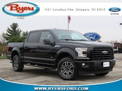 2017 Ford F-150 XLT Truck SuperCrew Cab 1FTEW1EP8HFB32349 near Columbus, OH