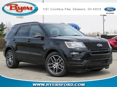 2019 Ford Explorer Sport SUV near Columbus, OH