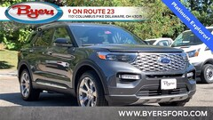 2020 Ford Explorer Platinum SUV near Columbus, OH