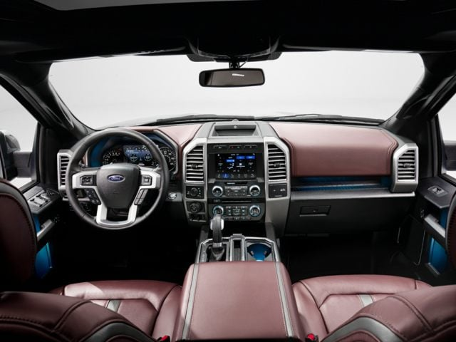 Ford F 150 Platinum Interior >> New 2019 Ford F 150 Delaware Oh Byers Ford