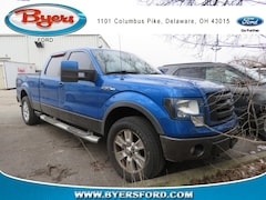 2010 Ford F-150 FX4 Truck SuperCrew Cab near Columbus, OH