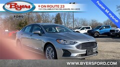 2020 Ford Fusion Hybrid SE Sedan near Columbus, OH