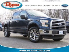 2016 Ford F-150 XLT Truck SuperCrew Cab 1FTEW1EG5GFD53910 near Columbus, OH