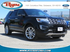2016 Ford Explorer Limited SUV 1FM5K8FH5GGA63717 near Columbus, OH
