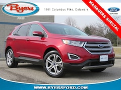 2015 Ford Edge Titanium SUV near Columbus, OH