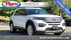 2020 Ford Explorer Limited SUV near Columbus, OH