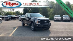 New 2020 Ford F-150 XL Truck SuperCrew Cab near Columbus OH