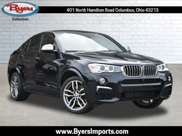 Bmw Columbus Ohio >> Used 2017 Bmw X4 M40i For Sale In Columbus Oh