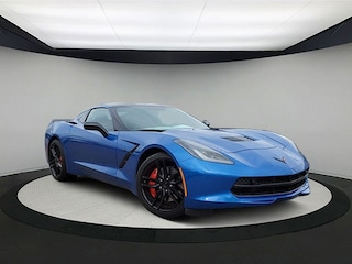 2016 Chevrolet Corvette Z51 2LT Coupe