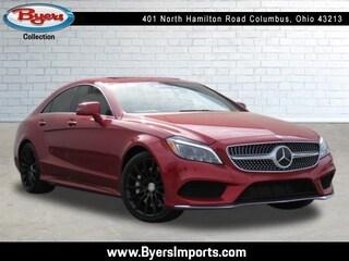 2016 Mercedes-Benz CLS CLS 550 Sedan
