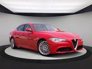 2018 Alfa Romeo Giulia Ti Lusso Ti Lusso RWD