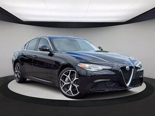 2019 Alfa Romeo Giulia Ti Ti AWD