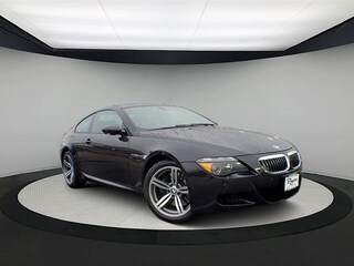2006 BMW 6 Series M6 Coupe
