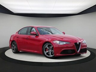 2018 Alfa Romeo Giulia RWD