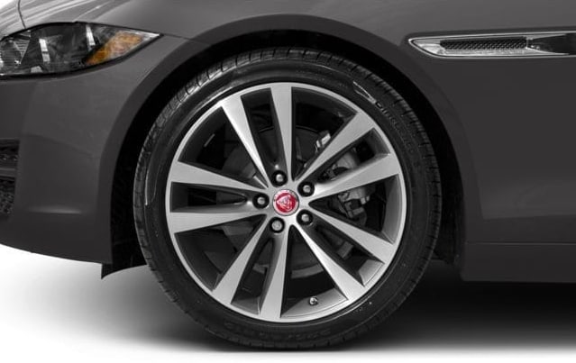 Jaguar XE Tire Rims