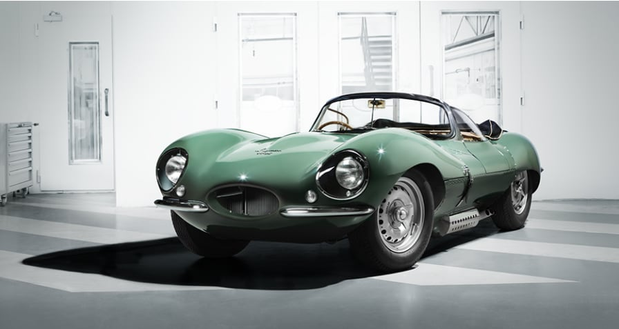 Sixty Years After They Were Destroyed In A Fire, Nine Classic Jaguar XKSS  Supercars Are Being Rebuilt And Replaced For A Select Few Buyers And  Collectors.