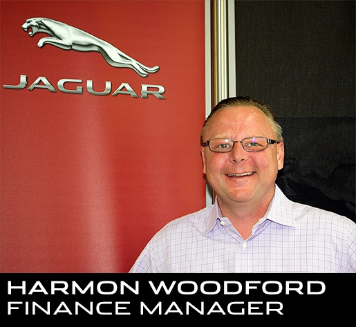 Harmon Woodford Finance Manager