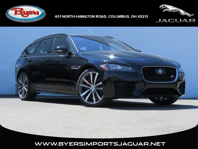 2018 Jaguar XF Wagon