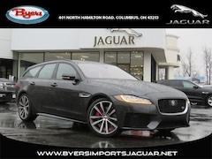 2018 Jaguar XF S Wagon