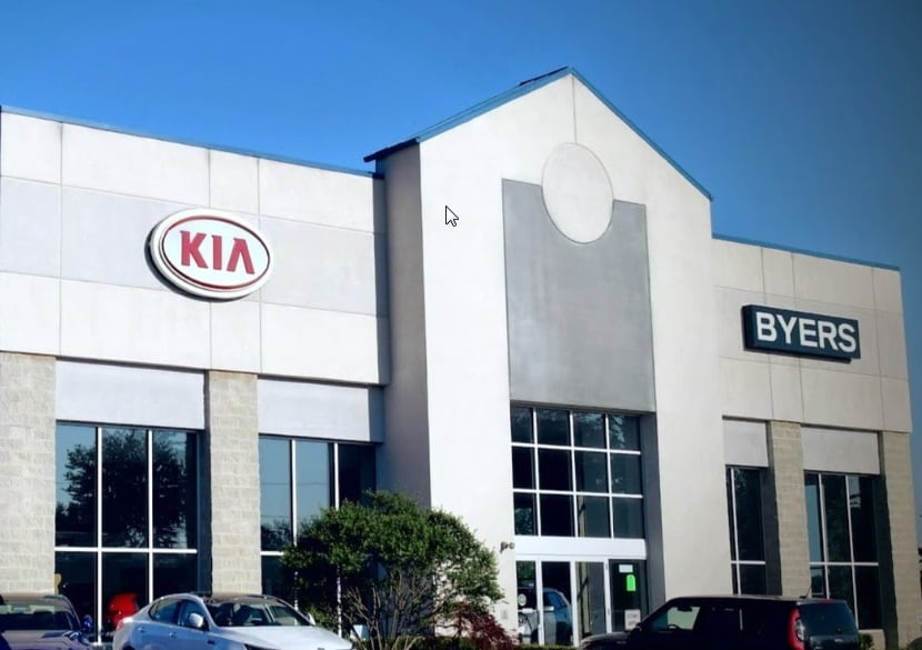 Byers Kia Serving Columbus