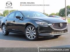 New 2020 Mazda Mazda6 Grand Touring Reserve Sedan in Columbus, OH